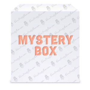 Mystery Box Scrapbooking Crafting Supplies Fun!